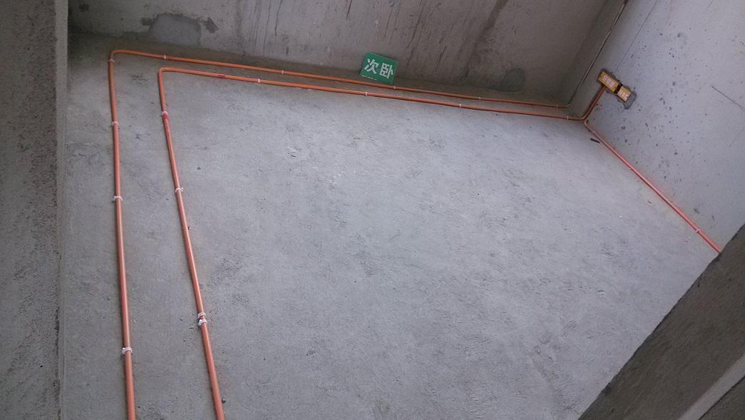 聚龙水电路施工现场7_黄石装修|黄石装修公司|黄石||.