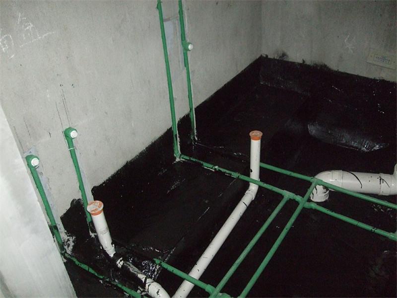聚龙水电路施工现场15